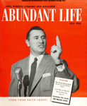 Abundant Life, Volume 10, No 7; July 1956