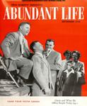 Abundant Life, Volume 10, No 9; Sept. 1956 by OREA