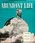 Abundant Life, Volume 10, No 10; Oct. 1956 by OREA