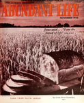 Abundant Life, Volume 10, No 11; Nov. 1956