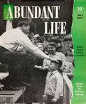 Abundant Life, Volume 11, No 7; July 1957