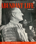 Abundant Life, Volume 11, No 8; Aug. 1957