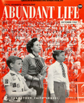 Abundant Life, Volume 11, No 10; Oct. 1957