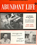 Abundant Life, Volume 11, No 11; Nov. 1957