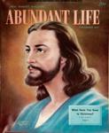 Abundant Life, Volume 11, No 12; Dec. 1957