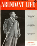 Abundant Life, Volume 12, No 1; Jan. 1958