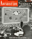 Abundant Life, Volume 12, No 5; May 1958