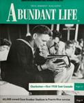 Abundant Life, Volume 12, No 7; July 1958