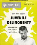 Abundant Life, Volume 12, No 9; Sept. 1958