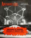 Abundant Life, Volume 12, No 10; Oct. 1958