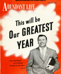 Abundant Life, Volume 13, No 1; Jan. 1959