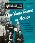 Abundant Life, Volume 13, No 3; March 1959