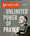 Abundant Life, Volume 13, No 8; Aug. 1959