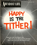 Abundant Life, Volume 14, No 1; Jan. 1960