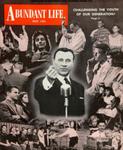 Abundant Life, Volume 14, No 4; April 1960