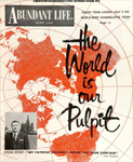 Abundant Life, Volume 14, No 7; July 1960