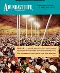 Abundant Life, Volume 14, No 9; Sept. 1960