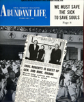 Abundant Life, Volume 15, No 2; Feb. 1961