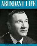 Abundant Life, Volume 15, No 5; May 1961