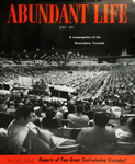 Abundant Life, Volume 15, No 7; July 1961