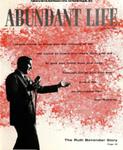 Abundant Life, Volume 15, No 8; Aug. 1961