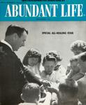 Abundant Life, Volume 15, No 9; Sept 1961