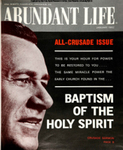 Abundant Life, Volume 16, No 1; Jan. 1962