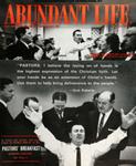 Abundant Life, Volume 16, No 3; March 1962
