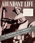 Abundant Life, Volume 16, No 5; May 1962