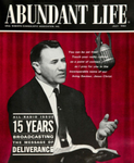 Abundant Life, Volume 16, No 7; July 1962