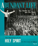 Abundant Life, Volume 16, No 10; Oct. 1962