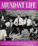 Abundant Life, Volume 16, No 12; Dec. 1962
