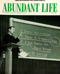 Abundant Life, Volume 18, No 4; April 1964