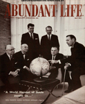 Abundant Life, Volume 18, No 5; May 1964
