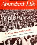Abundant Life, Volume 19, No 5; May 1965