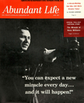Abundant Life, Volume 19, No 6; June 1965