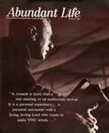 Abundant Life, Volume 19, No 8; Aug. 1965