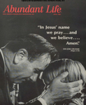 Abundant Life, Volume 20, No 4; April 1966