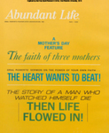 Abundant Life, Volume 20, No 5; May 1966