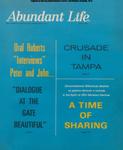 Abundant Life, Volume 20, No 6; June 1966