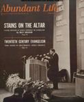Abundant Life, Volume 21, No 2; Feb. 1967