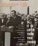 Abundant Life, Volume 21, No 3; March 1967