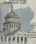 Abundant Life, Volume 21, No 9; Sept. 1967
