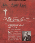 Abundant Life, Volume 21, No 12; Dec. 1967