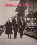 Abundant Life, Volume 22, No 2; Feb. 1968