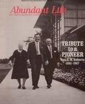 Abundant Life, Volume 22, No 2; Feb. 1968