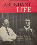 Abundant Life, Volume 22, No 12; Dec. 1968
