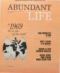 Abundant Life, Volume 23, No 1; Jan. 1969