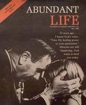Abundant Life, Volume 23, No 5; May 1969