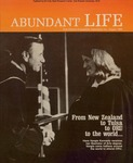 Abundant Life, Volume 23, No 8; Aug. 1969